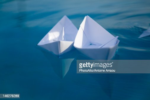 can a cardboard boat float essay Does cardboard float of the density an object can float in water if the shape is reason ships and boats even made of metals float.