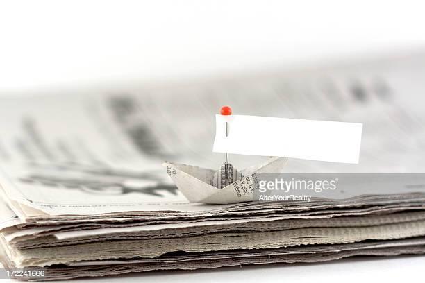 Barchetta di carta