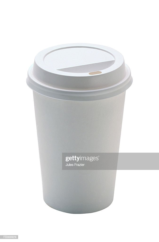 Paper Cup : Stock Photo