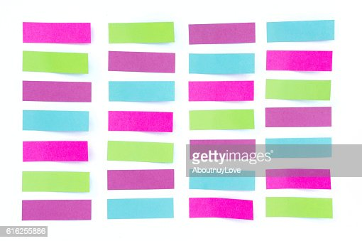 paper note,  In a reminder A major rescue operation. : Foto de stock