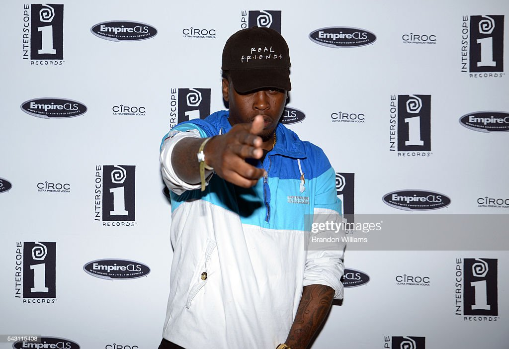 Paper Paulk attends the Interscope BET Party at The Reserve on June 25, 2016 in Los Angeles, California.