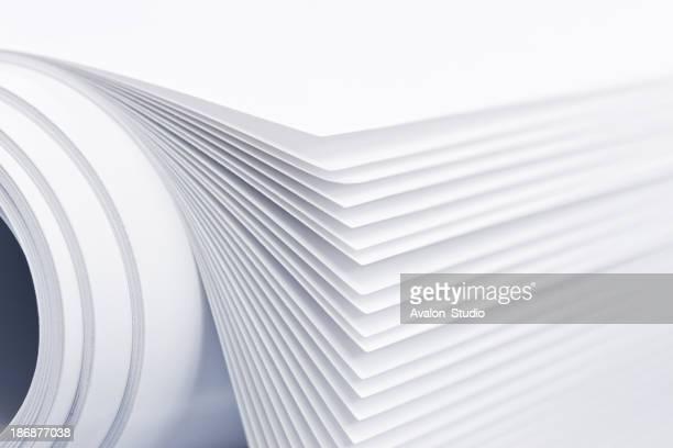 En papier