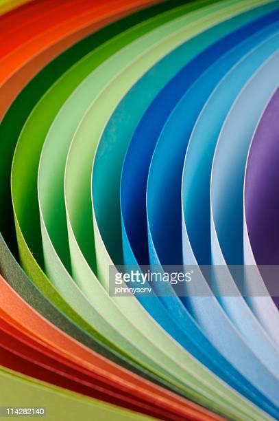 Paper Rainbow...