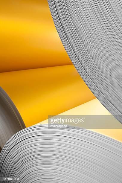 Papier roll.