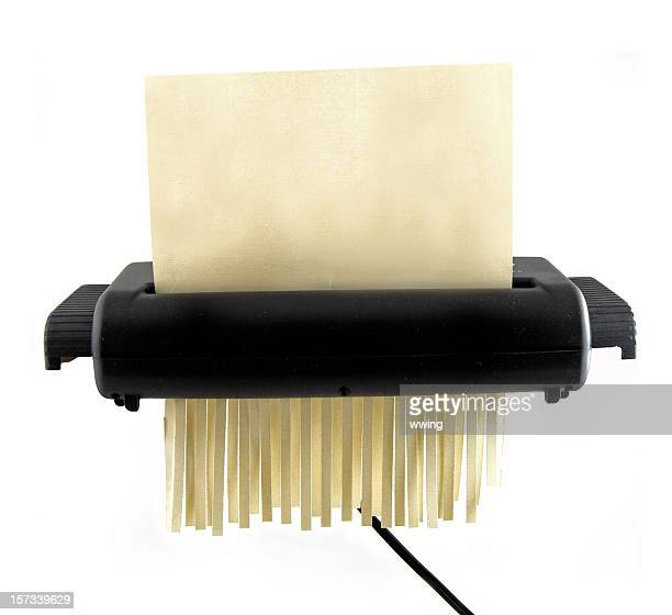 Paper Shredder With Copy