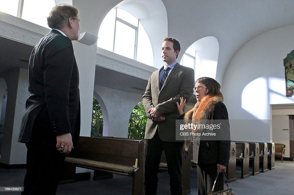 'Paper Soldiers' Pictured (L-R): David Bickford, Peter Cambor (Operational Psychologist Nate Getz) and Linda Hunt (Henrietta 'Hetty' Lange) on