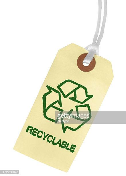 Recycling-Papier-Tag
