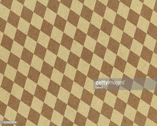 paper with diamond halftone pattern