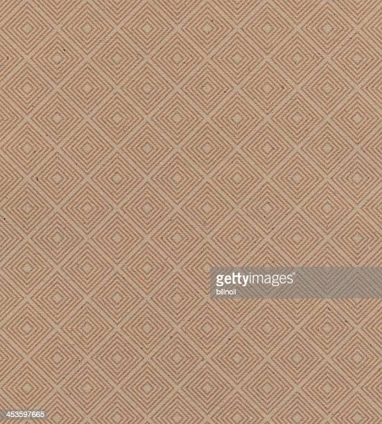 paper with geometric pattern