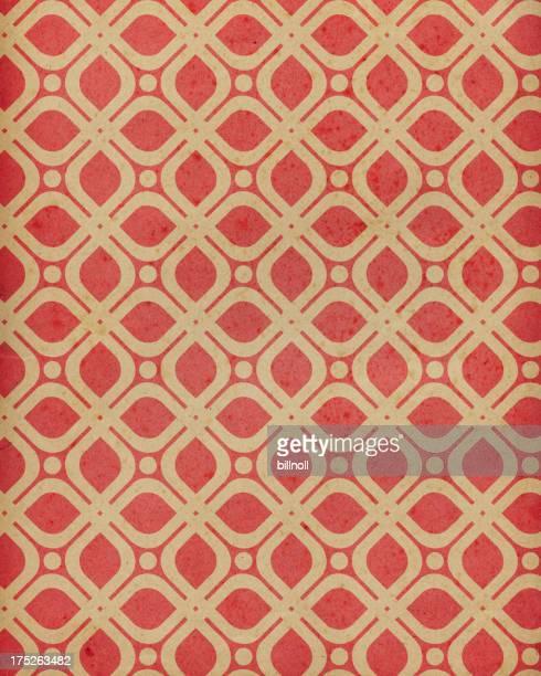 Papier avec motif géométrique moderne