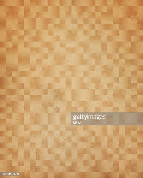 paper with square geometric pattern