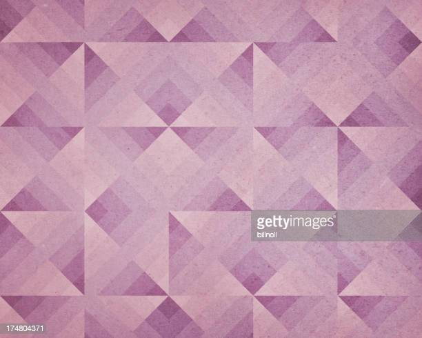 paper with triangle pattern