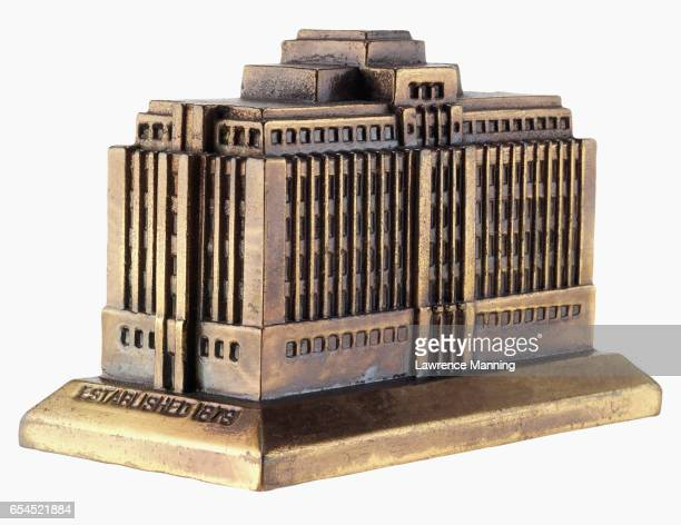 Paperweight of Bankers Life Company Building