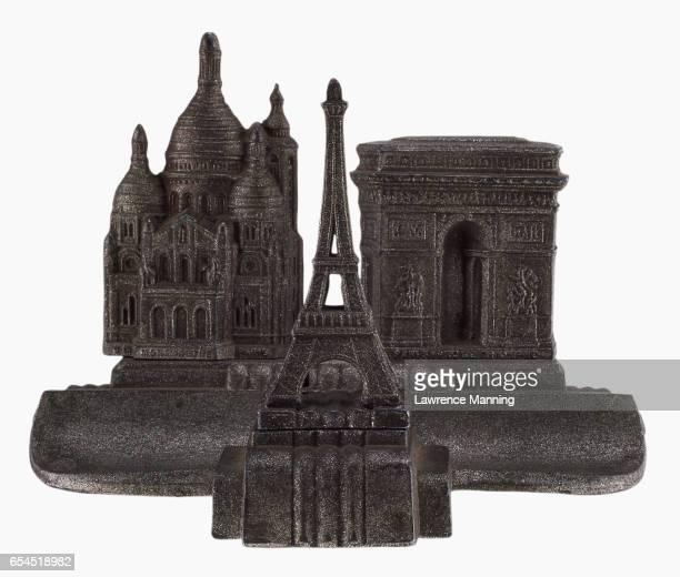 Paperweight of Paris Landmarks