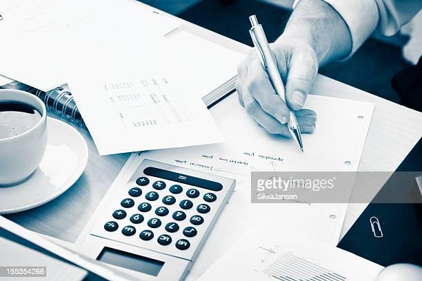 paperwork business plan calculation