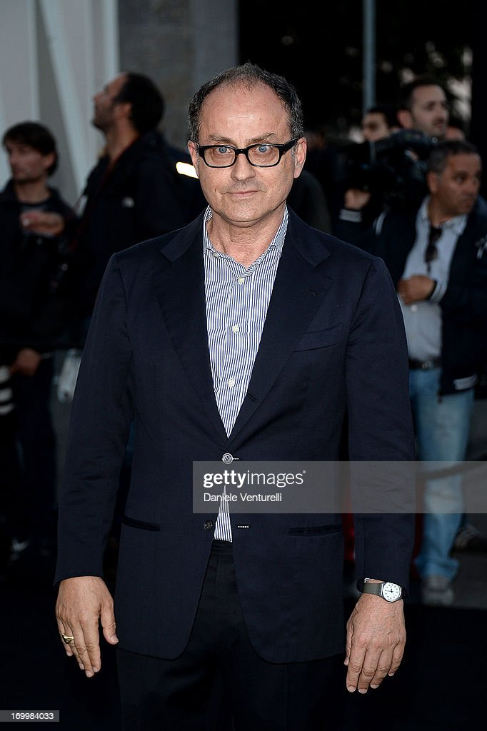 Giorgio Armani Hosts 'One Night Only' Roma