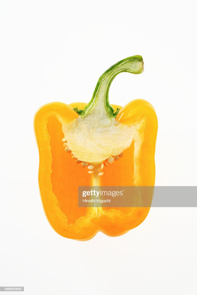 Paprika, Yellow pepper