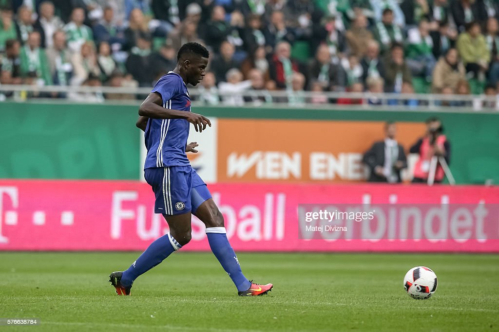 SK Rapid v Chelsea F.C.  - Friendly Match : News Photo