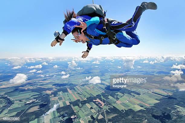 Fallschirm springen