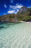 Paradise Beach, Cadlao Island.