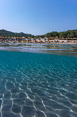 Paradise beach in Kos Greece