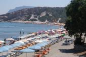 Paradise Beach Insel Kos Griechenland Europa Strand Meer Mittelmeer Reise