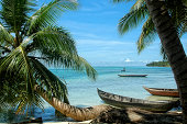 Paradise beach in Madagascar