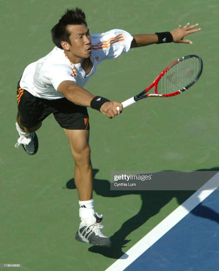 ATP - 2005 Mercedes-Benz Cup - First Round - Paradorn Srichaphan vs Mario Ancic