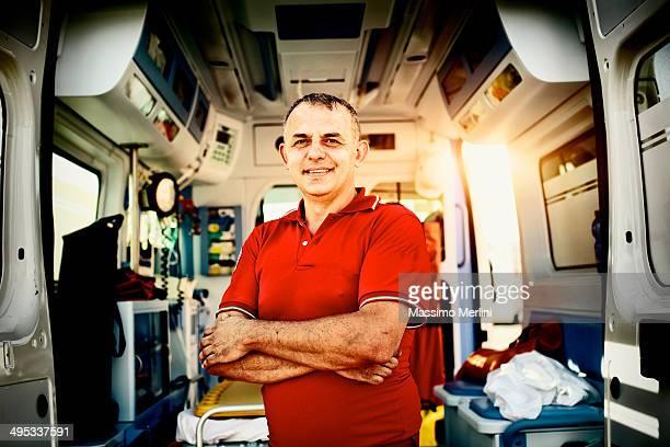 Técnico en urgencias médicas