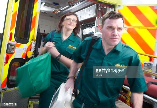 paramedic rush