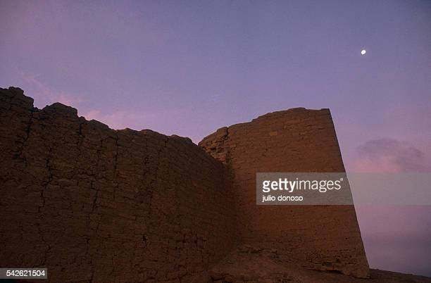 Paramonga is a PreInca structure erected approximately 200 kilometers north of Lima Many archaeologists believe it was a fortress used by the Chimu...