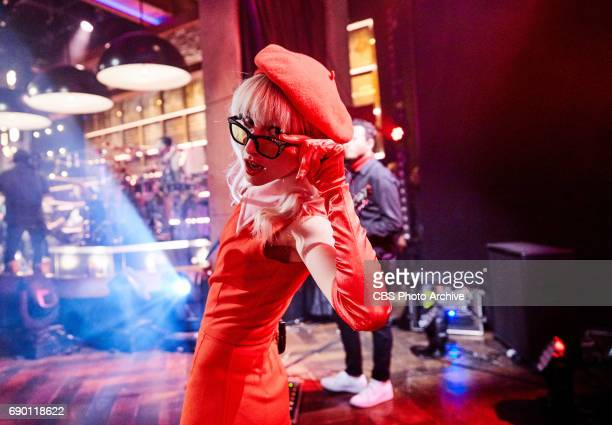 Paramore performs during 'The Late Late Show with James Corden' Wednesday May 24 2017 On The CBS Television Network