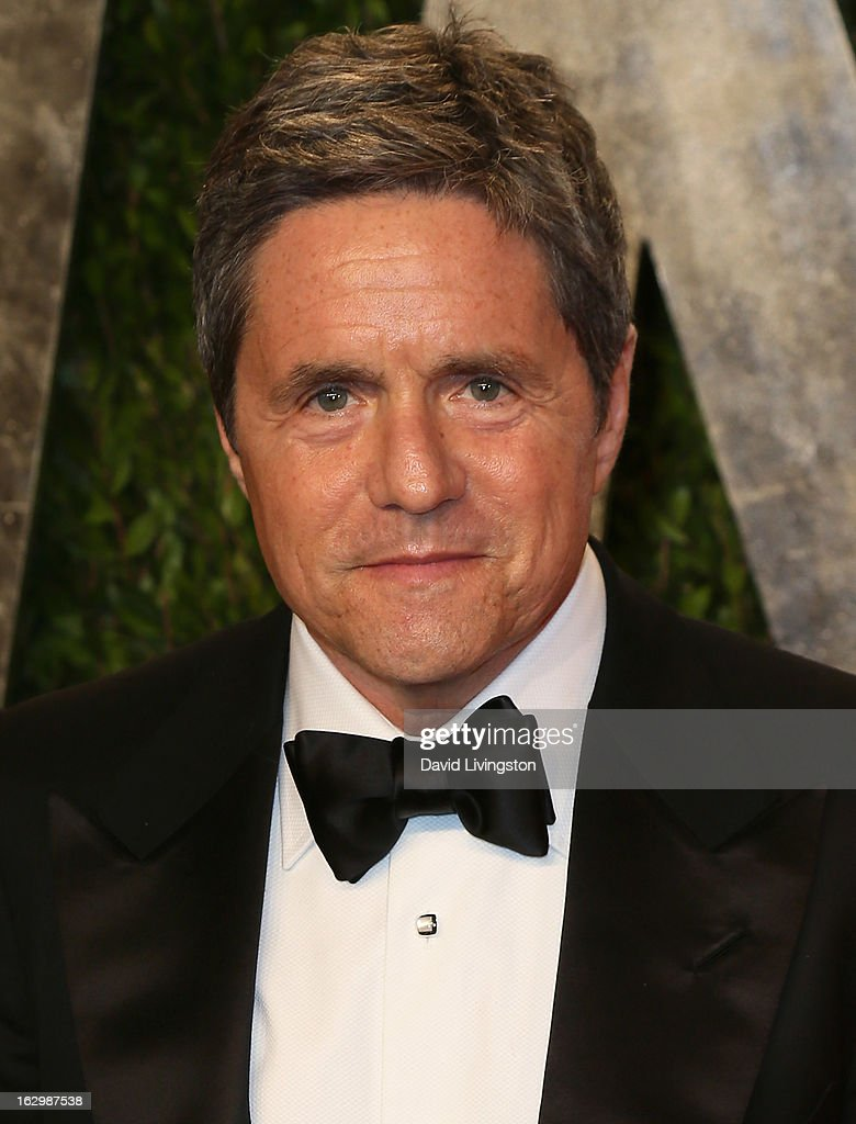 Paramount Pictures chairman and CEO Brad Grey attends the 2013 Vanity Fair Oscar Party at the Sunset Tower Hotel on February 24, 2013 in West Hollywood, California.