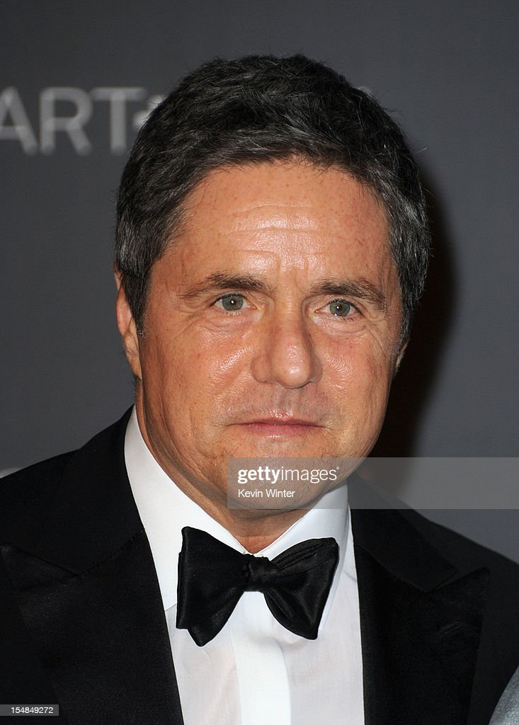 Paramount Pictures Chairman & CEO Brad Grey arrives at LACMA 2012 Art + Film Gala at LACMA on October 27, 2012 in Los Angeles, California.