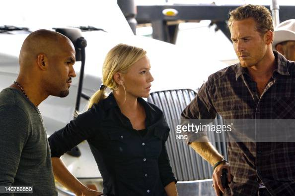 CHASE 'Paranoia' Episode 106 Pictured Amaury Nolasco as Marco Martinez Kelli Giddish as Annie Frost Cole Hauser as Jimmy Godfrey Photo by Vivian...