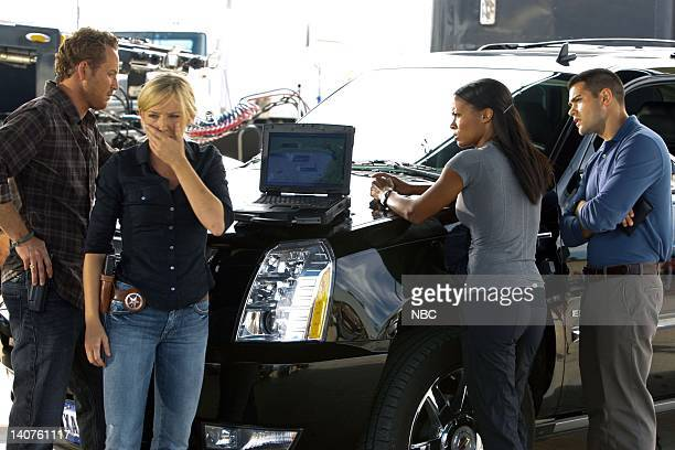 CHASE 'Paranoia' Episode 106 Pictured Cole Hauser as Jimmy Godfrey Kelli Giddish as Annie Frost Rose Rollins as Daisy Ogbaa Jesse Metcalfe as Luke...