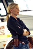 CHASE 'Paranoia' Episode 106 Pictured Kelli Giddish as Annie Frost Photo by Vivian Zink/NBC/NBCU Photo Bank