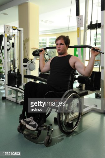 No Limits - Exercising in a Wheelchair