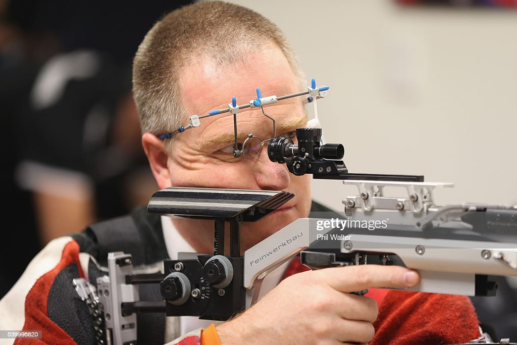 New Zealand Shooting Gallery: Paralympic New Zealand Para-Shooting Team Selection