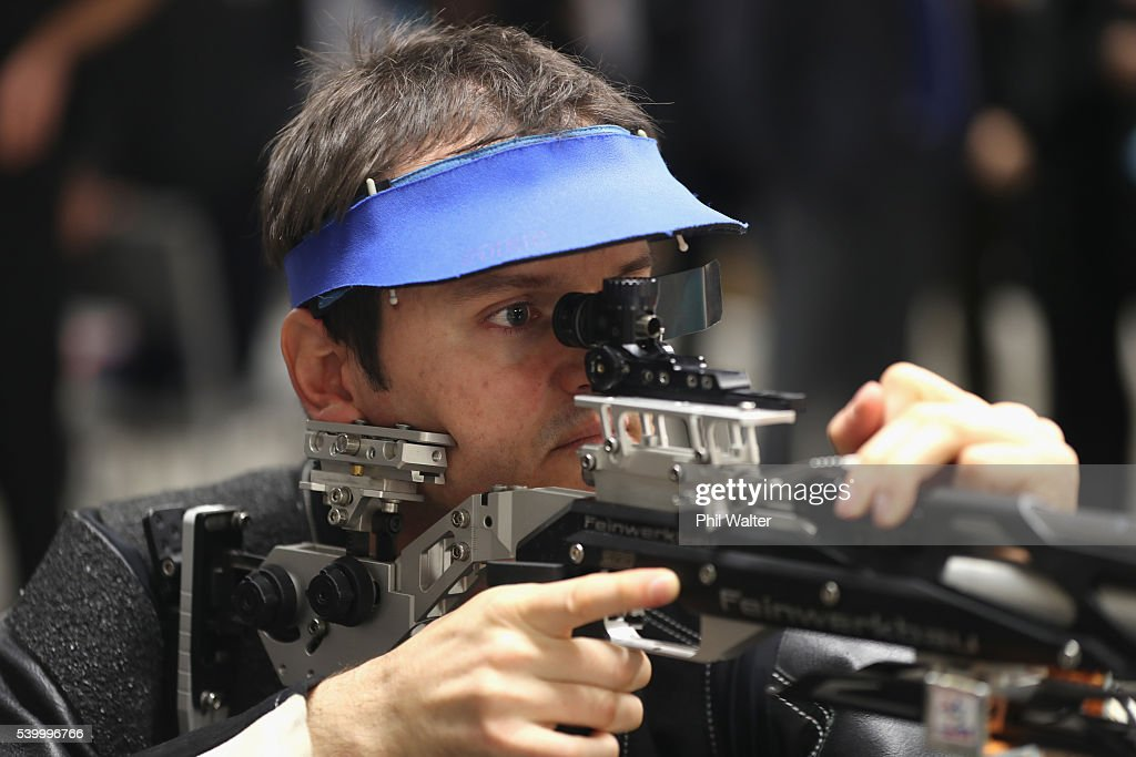 New Zealand Shooter Video Gallery: Paralympic New Zealand Para-Shooting Team Selection
