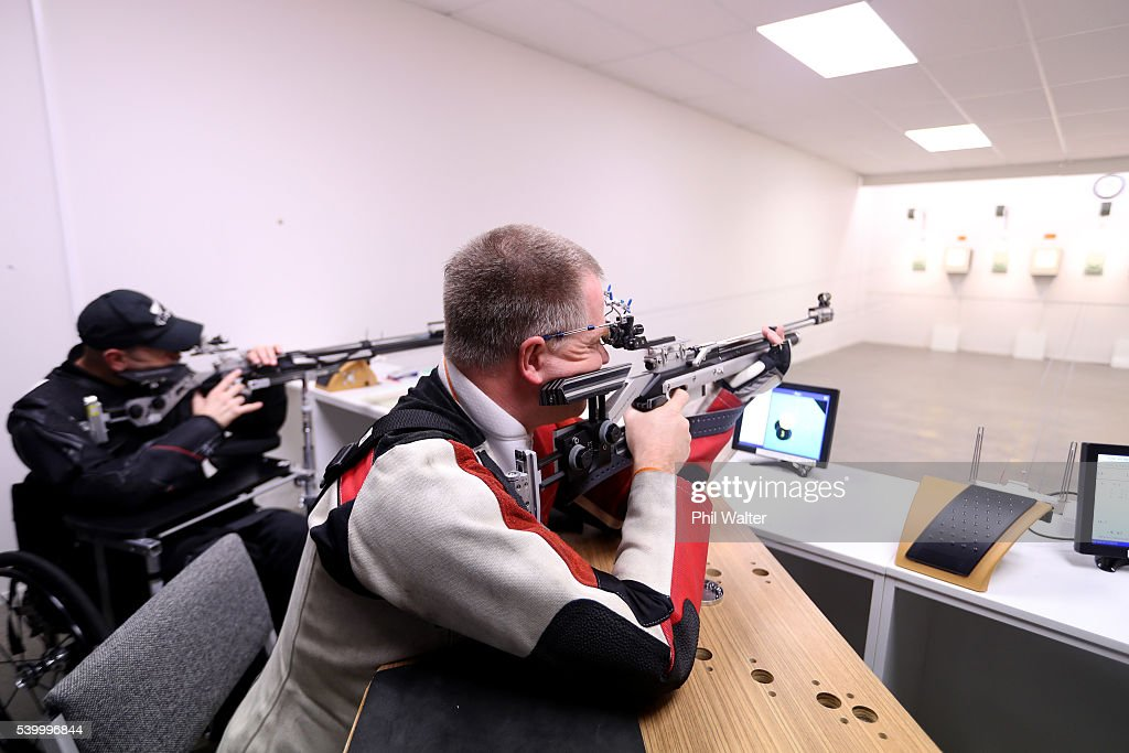 New Zealand Shooting Video Detail: Paralympic New Zealand Para-Shooting Team Selection
