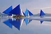 Paraw regatta