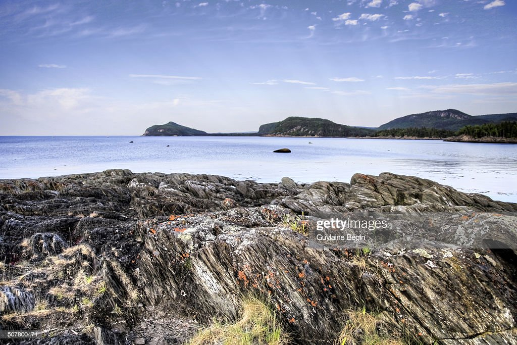 Parc national du bic stock photo getty images for Parc national du bic