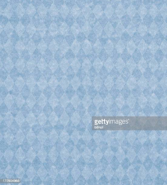 parchment paper with diamond pattern