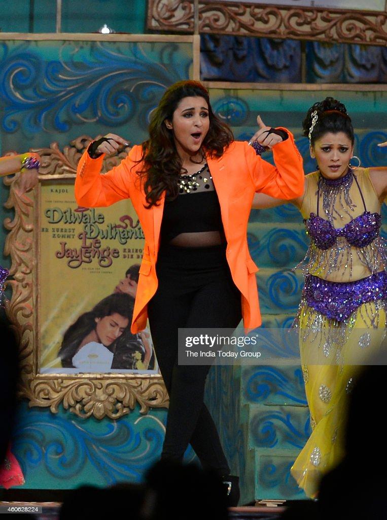 Pareenti Chopra at Colors Stardust Awards in Mumbai