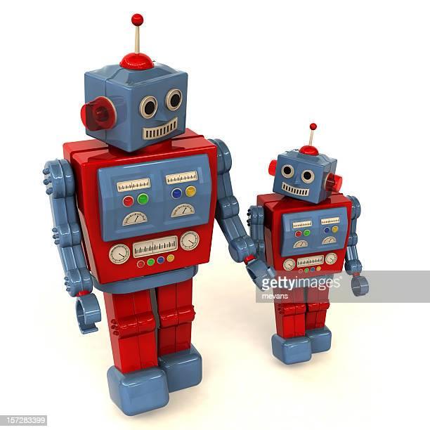 Parent and Child Robots