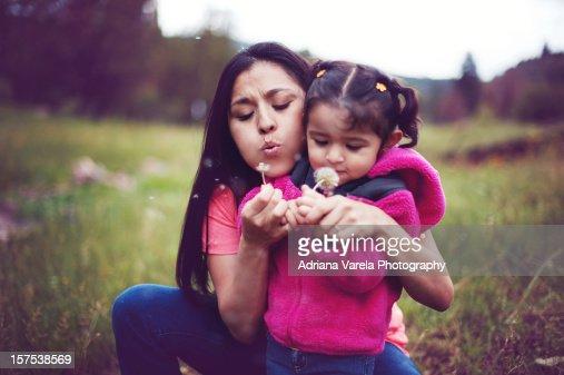 Parenting in nature