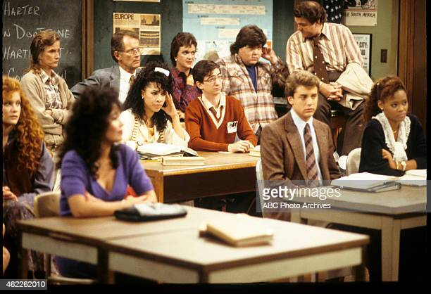 CLASS 'Parent's Day' Airdate February 3 1988 L