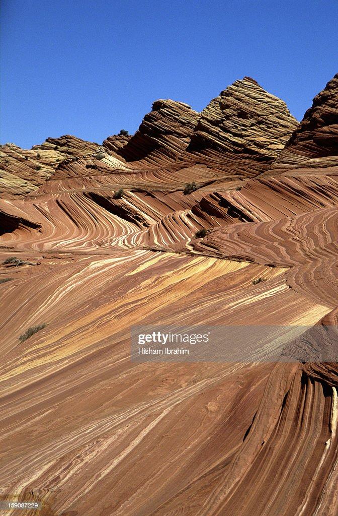 Paria Canyon-Vermilion Cliffs Wilderness Area : Stock Photo