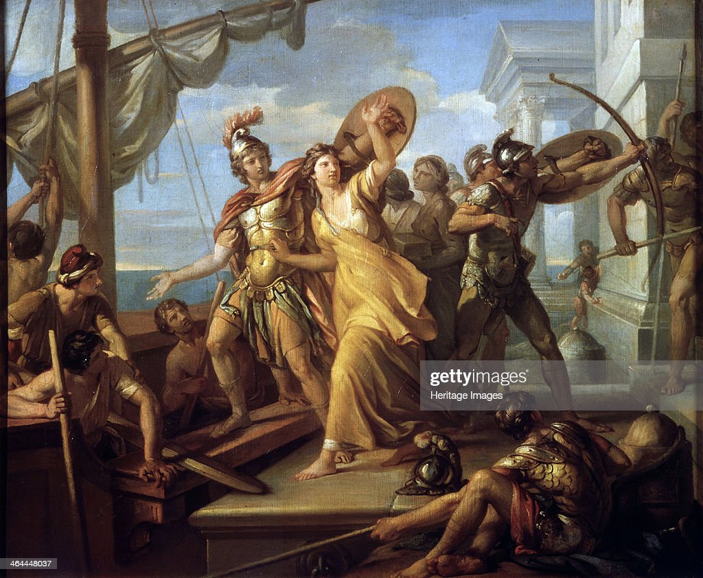 trojan war and helen A list of all the characters in the iliad  helen, by the trojan prince paris that sparks the trojan war, menelaus proves quieter,.